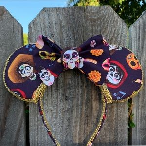Coco Minnie Ears, Coco Movie Minnie Ears